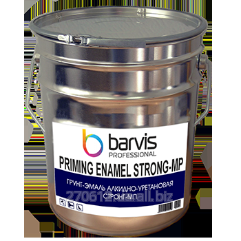 Грунт-эмаль алкидно-уретановая Priming Enamel Strong-MP 50 кг