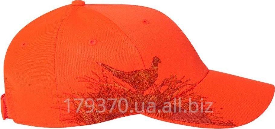Кепка для охоты оранжевая Dri-Duck Pheasant Embroidered Cap