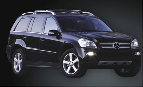 Купить Автомобили специальные бронированные Mercedes-Benz GL