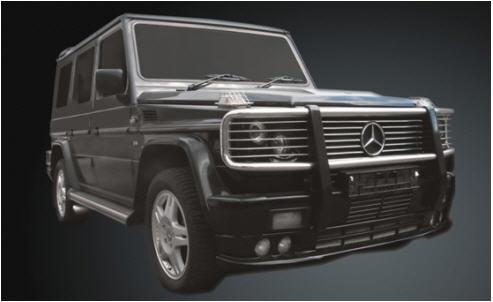 Купить Бронированные автомобили Mercedes-Benz G
