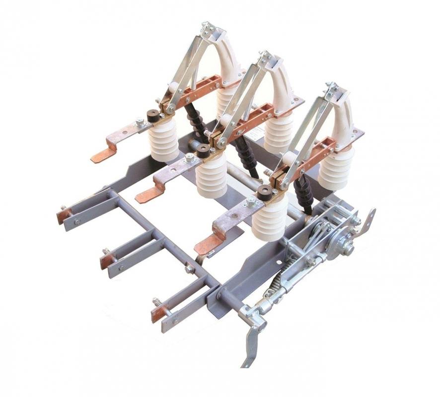 Высоковольтный выключатель нагрузки автогазовый ВВНА-10/630-20 УХЛ 2