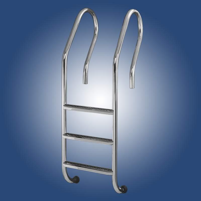 Купить Лестница в бассейн De Lux