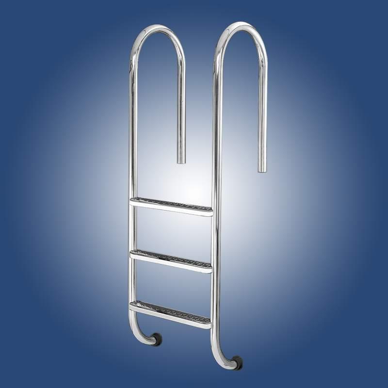 Лестницы для бассейна из нержавейки - купить лестницу