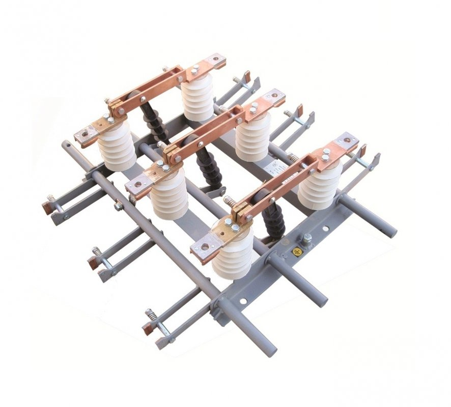 Buy Disconnector of alternating current of 10 kV RV-10/630-UHL 2