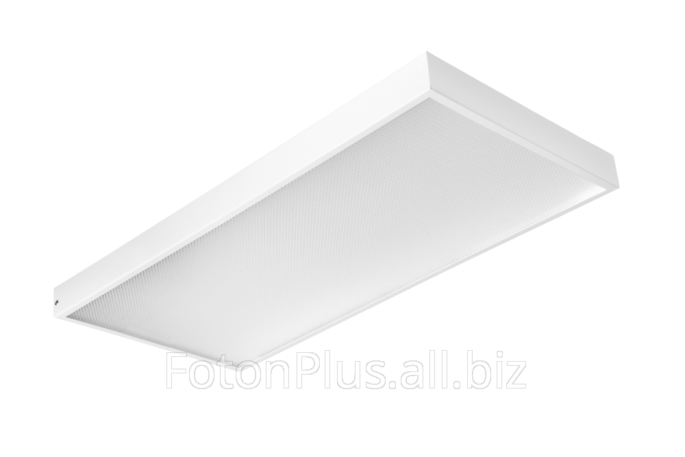 Корпус металлический для светильника 595*300*41 + рассеиватель.