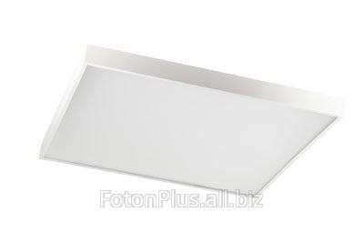 Корпус металлический для светильника 595*595*46
