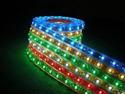 Светодиодная лента SMD 3528 60 LED/m IP54 Premium