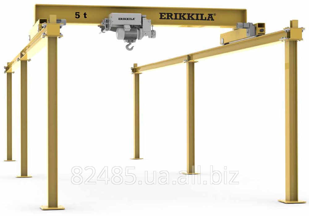 Buy The frame crane Mechanical loading capacity is 0.5 - 5