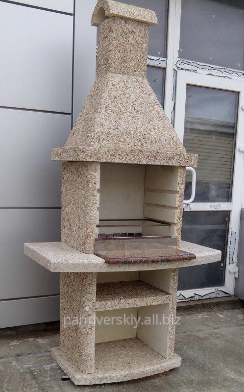 мангал из бетона купить