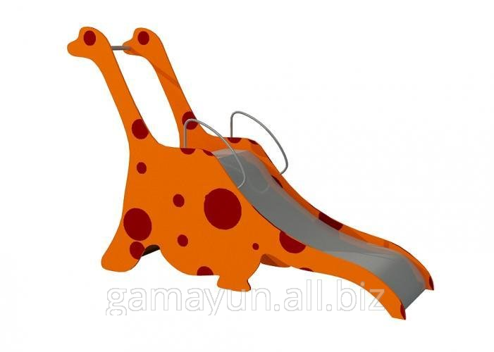 Горка Динозаврик, арт. 008-01568
