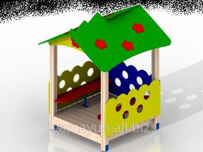 Детский домик Божья коровка, арт. 005-00520