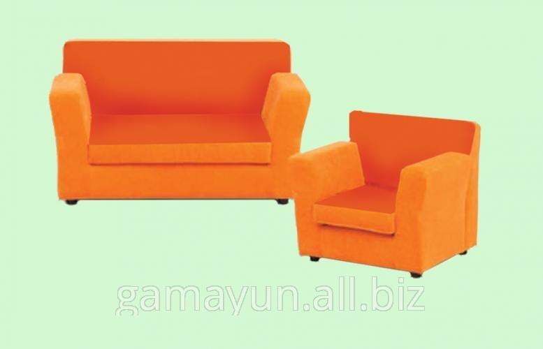 Диван и кресло Белочка, арт. 004-00823