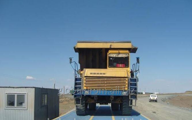 Весы автомобильные 100 тонн 24 м