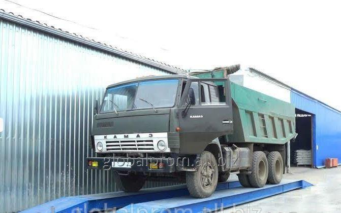 Весы автомобильные 60 тонн 12 м