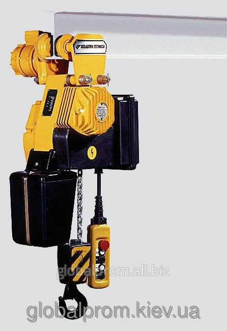Цепной тельфер типа В 125 кг
