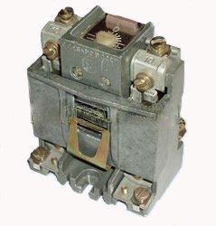 Двухполюсное тепловое токовое реле ТРН-10, ТРН-25