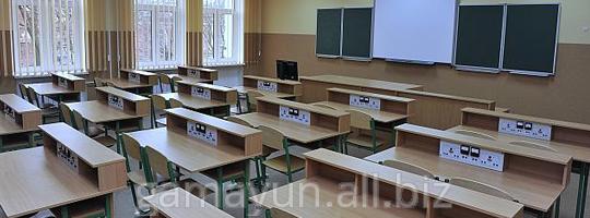 Кабинет физики на 20 учащихся