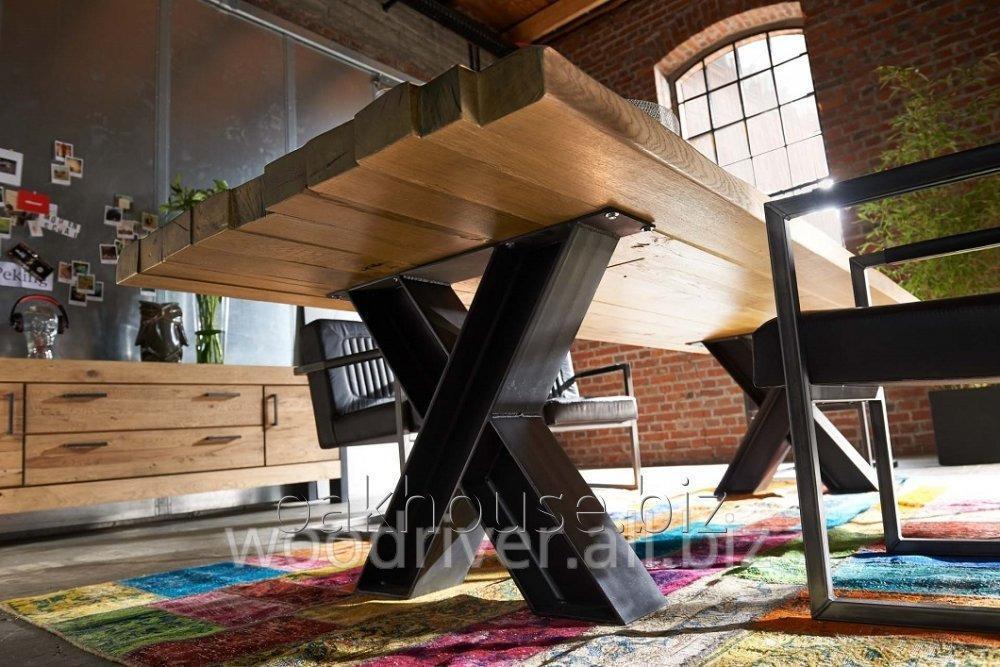 Столы дубовые для столовой