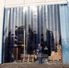 Las cortinas PVH de cinta