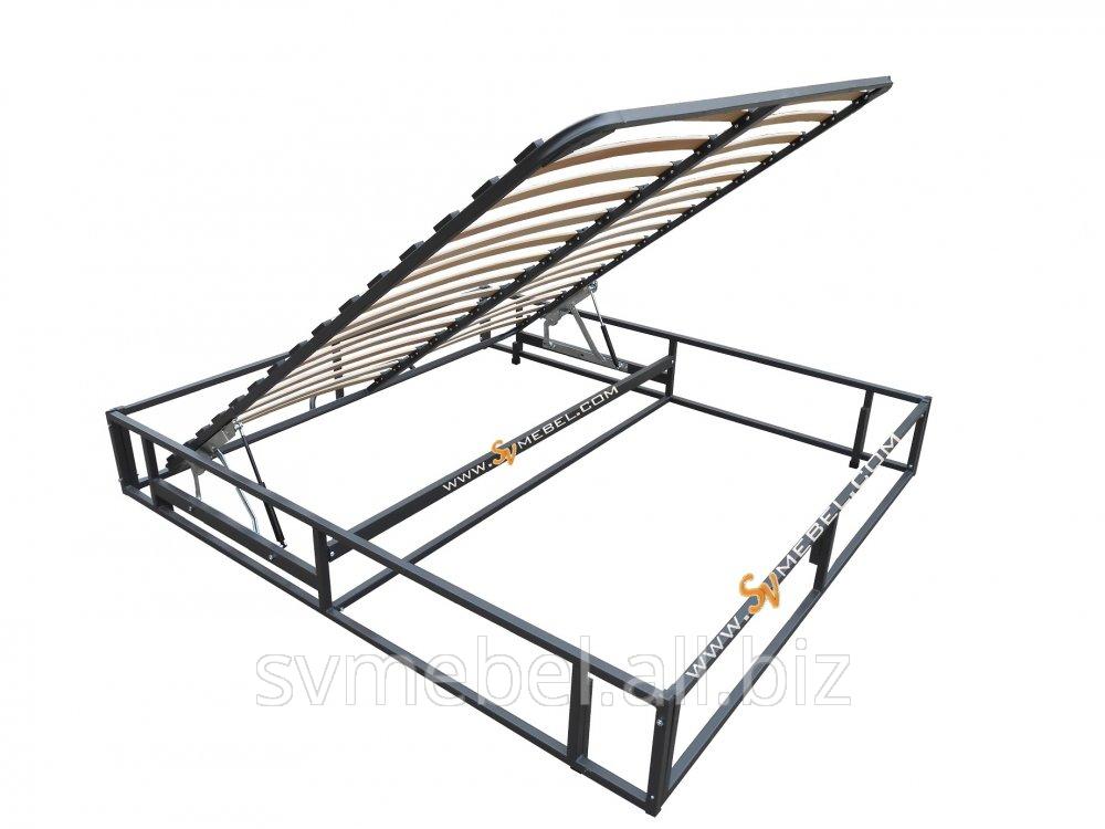 Сделать кровать с подъемным механизмом чертежи