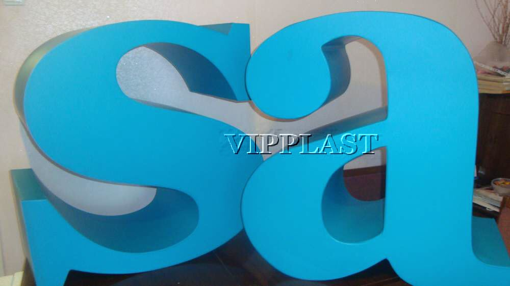 Buy Volume letters from polyfoam, Dnipropetrovsk plastic