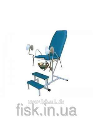 Кресло гинекологическое с пневмоприводом КГ-1М