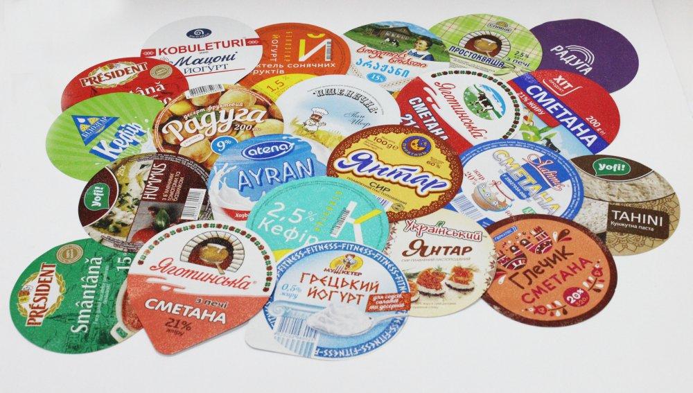 Крышка для полипропиленовых стаканчиков (Производство в Харькове Твин-Друк)