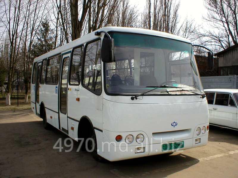 Автобус малый городской А09202 `Богдан`