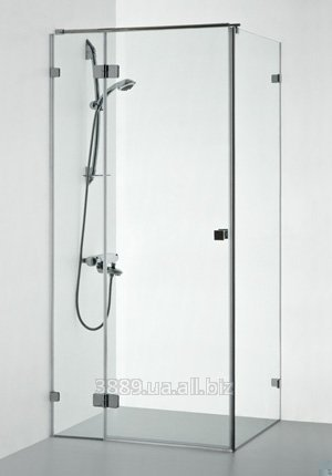 Buy Shower cabins of Baltijos Brasta, frame and bezramny, pallets