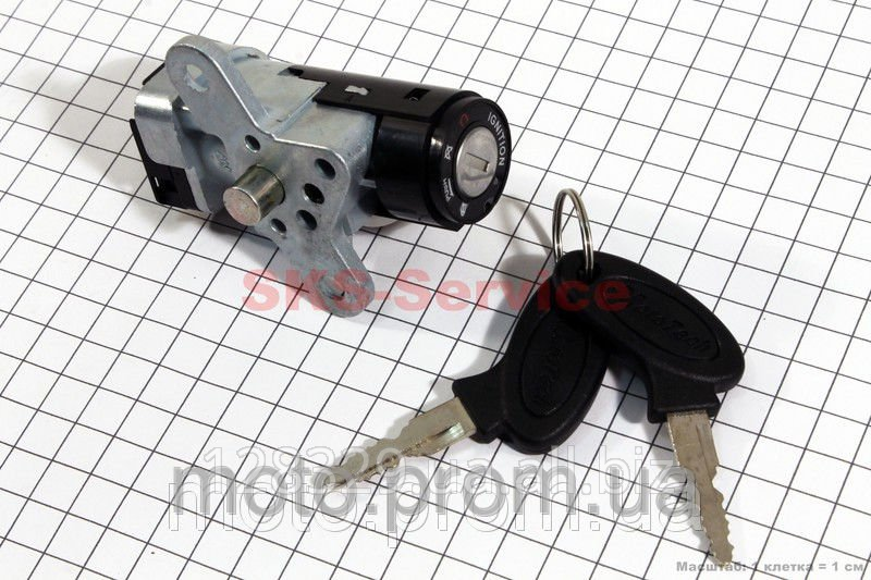 The Honda Dio ignition lock with the diode buy in Chernovtsy