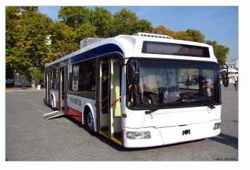 Троллейбус модели 321, Черниговский автозавод, Украина