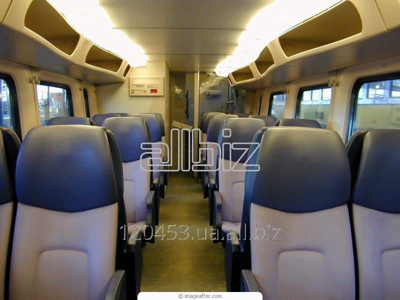 Сидения для автобусов, сидіння для автобусів
