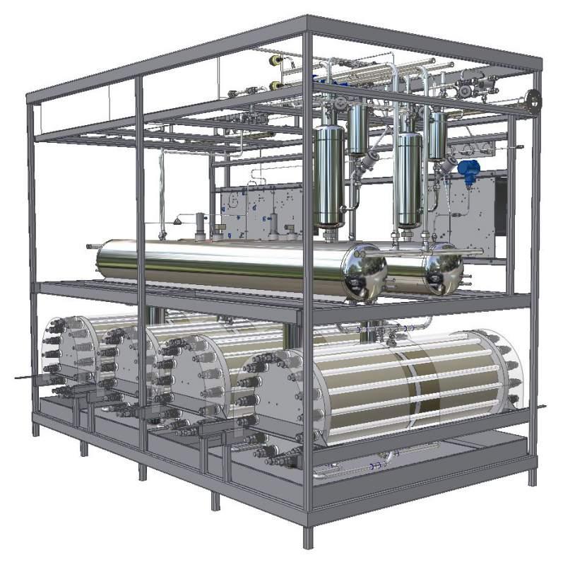 Buy Hydrogenics hydrogen generators