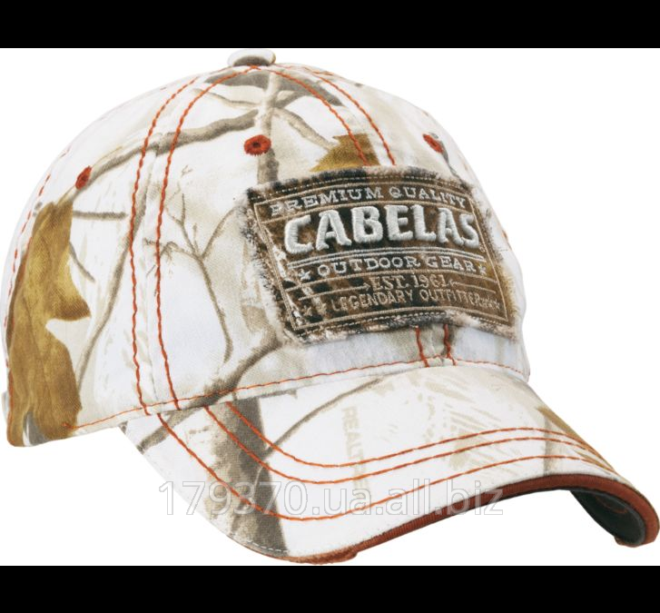 Кепка для охоты Cabela's Men's Patch AP Snow Logo Cap