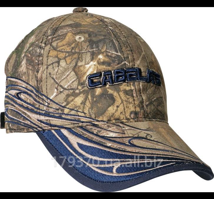 Кепка для охоты и рыбалки Cabela's Men's Flame Logo Cap