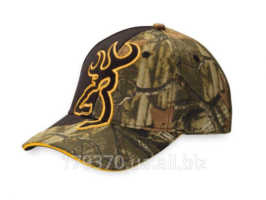 Кепка для охоты и рыбалки Browning Big Buckmark Cap