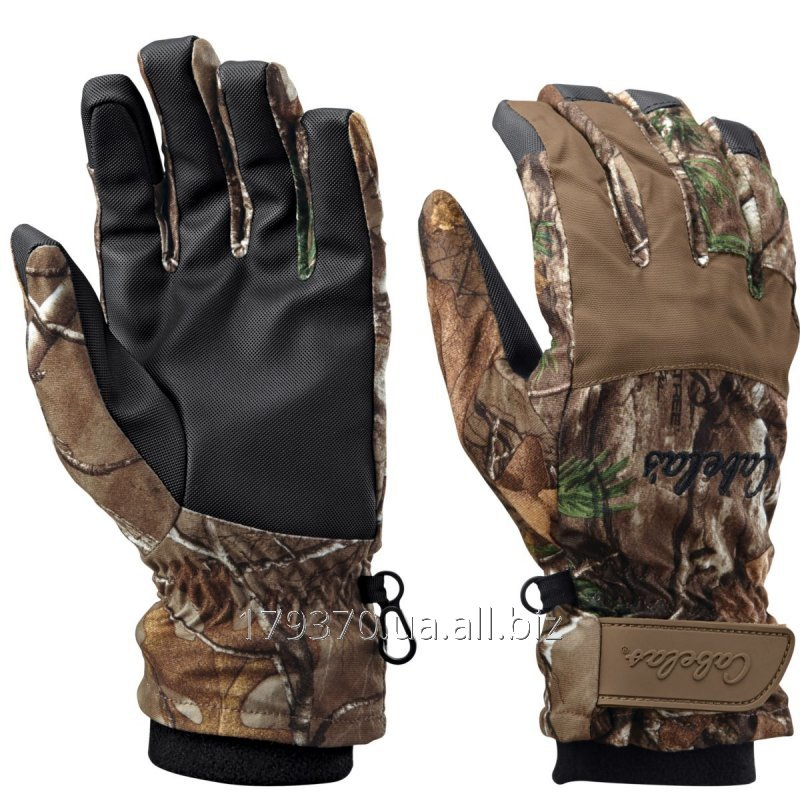 Перчатки охотничьи Cabela's MT050® II Men's Uninsulated Gloves with Trinity™ Technology