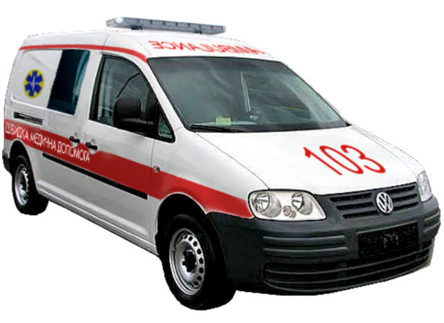Buy Emergency medical service on the basis of the car