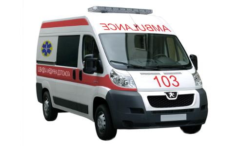 """Медики будут ездить на вызовы на """"Peugeot Boxer"""""""