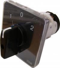 Купить Кулачковый переключатель ПКП Е9 16А/3.833 (1-0-2 3 полюса)