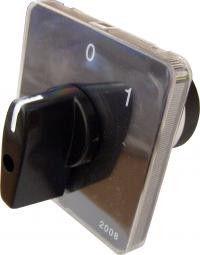 Купить Кулачковый переключатель ПКП Е9 63А/2.823 (1-0 3 полюса)