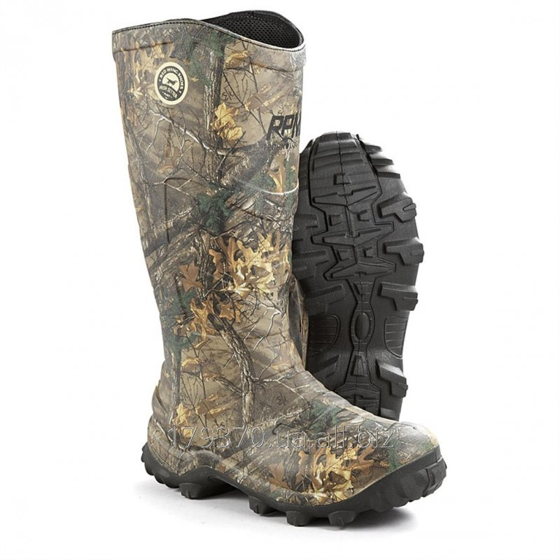 "Сапоги для охоты Irish Setter Rutmaster RPM Rubber Hunting Boots - 17"""