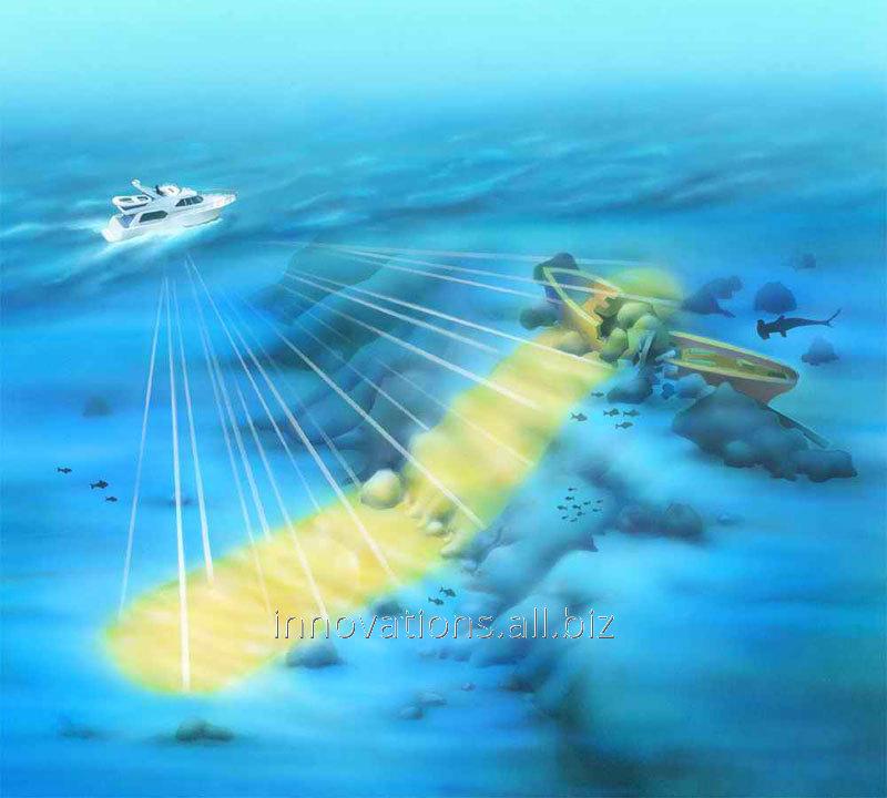 Купить Инновация: Гидролокатор для поиска пресноводных источников в море