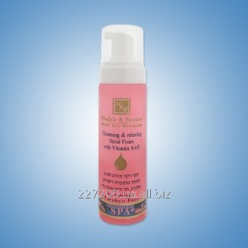 Buy The cleaning and weakening mousse for washing faces of Health and Beauty 225 ml