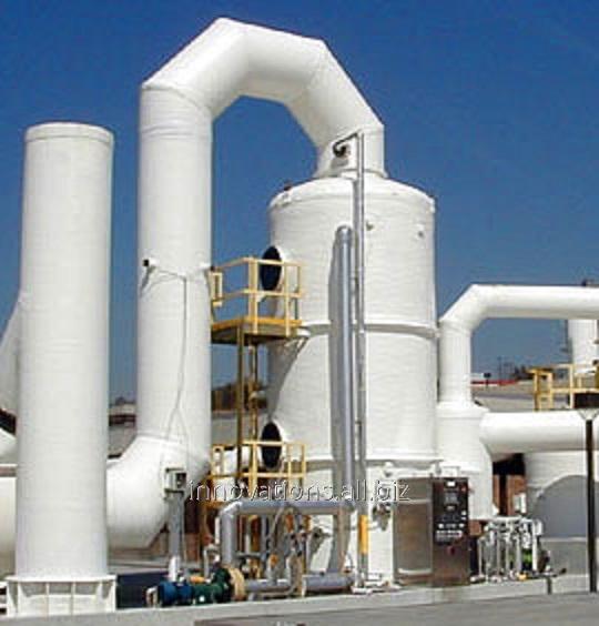 Купить Инновация: Устройство для мокрой очистки газов
