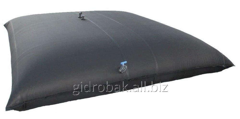 Эластичный резервуар для хранения ГСМ 50 м3