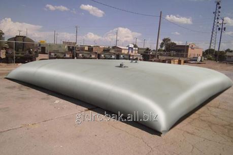 Резервуар для хранения ГСМ 100 м3