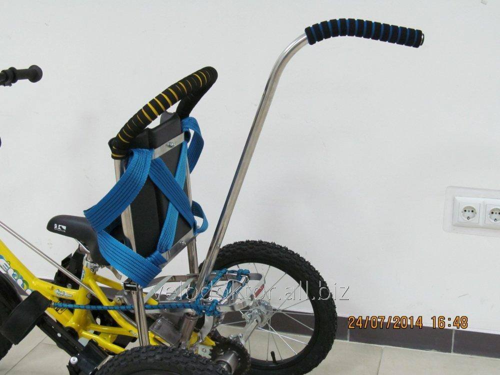 Ручка управления велосипедов для родителей