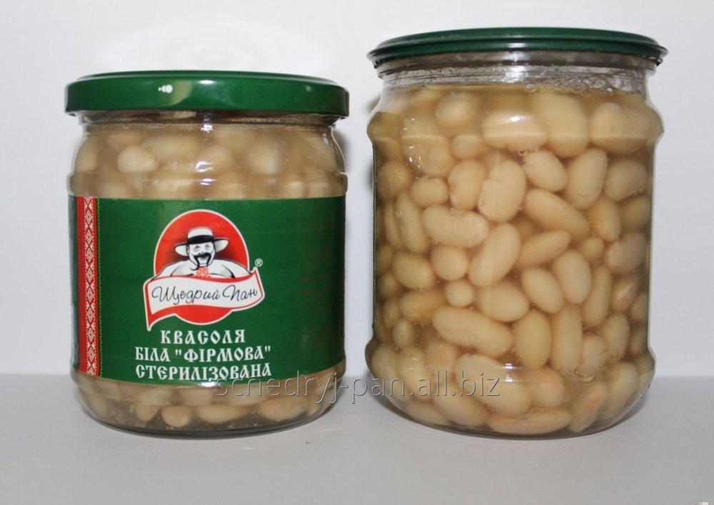 Фасоль консервированная с макаронамиы