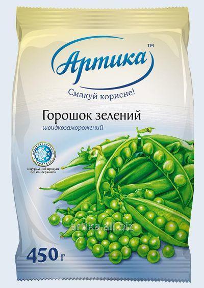Купить Горошек зеленый быстрозамороженный